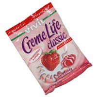 VIVIL Creme Life Classic Sugar Free Strawberries and Creme Candy 60g from VIVIL