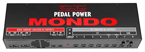 Voodoo Lab Pedal Power MONDO Isolated Power Supply from VOODOO LAB