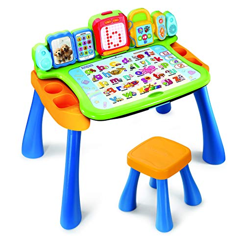 Vtech 195803 Touch and Learn Activity Desk, Multi-Colour from VTech