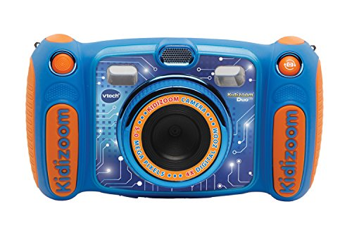 Kidizoom® Duo 5.0 Camera Blue (new version) from Vtech