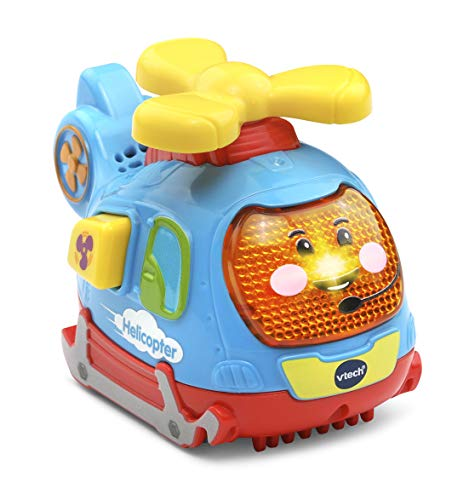 Vtech Toot Drivers Helicopter Preschool Toy from Vtech