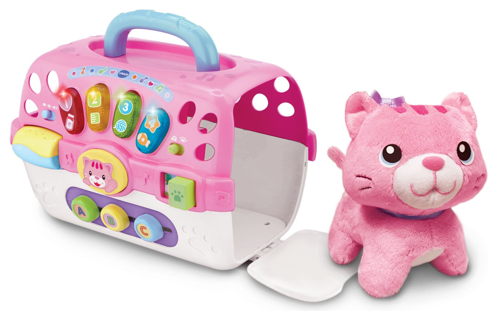 VTech Cosy Kitten Carrier from VTech