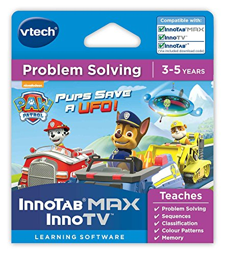 VTech 274103 Innotab and InnoTV Paw Patrol Electronic Toy from VTech