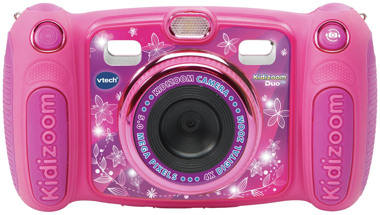 VTech Kidizoom 5MP Camera - Pink from VTech