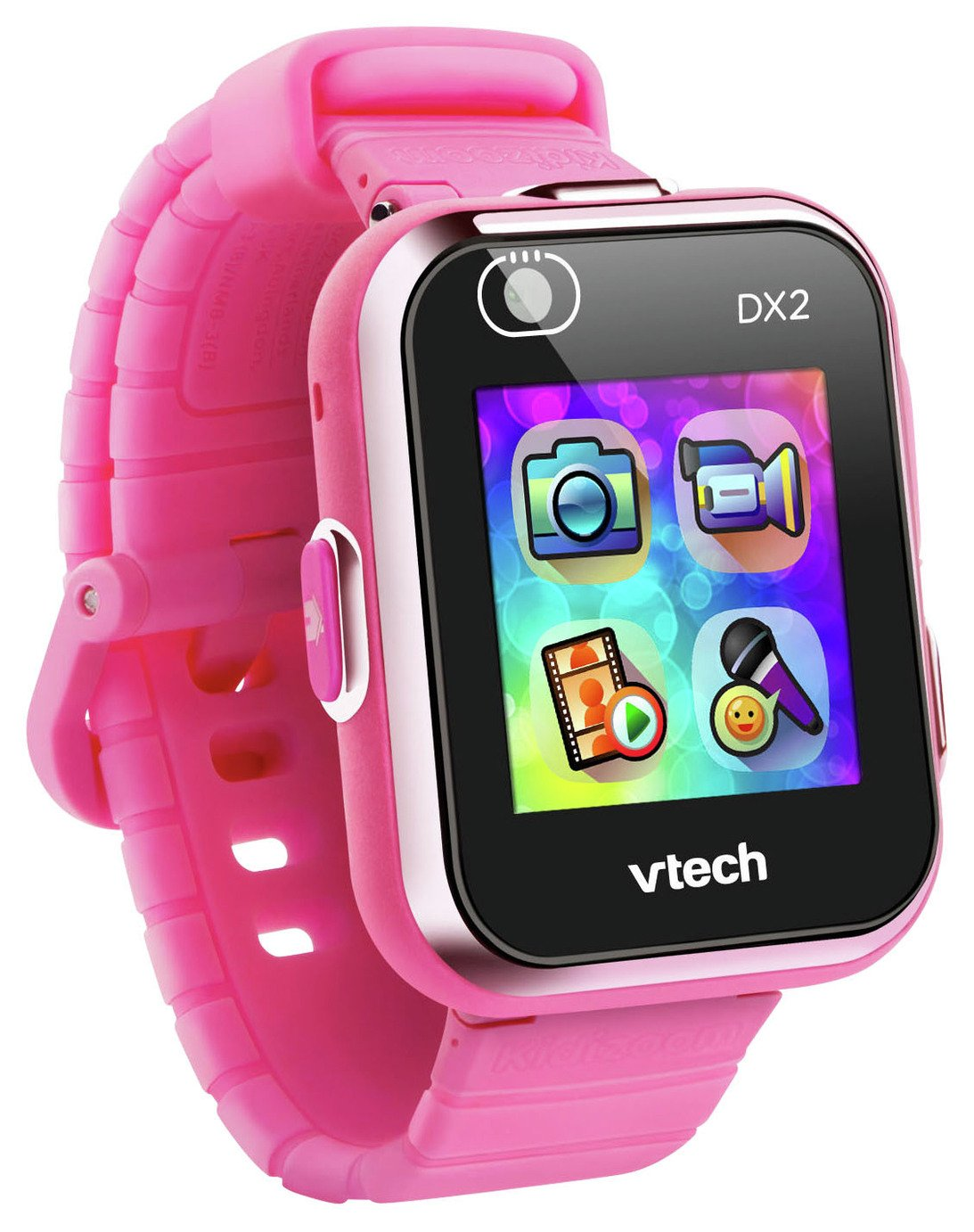 VTech Kidizoom Dual Camera Smart Watch - Pink from VTech