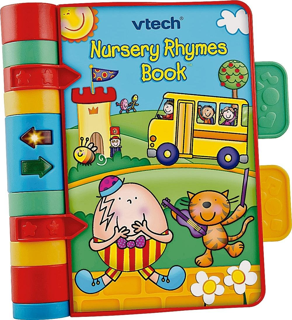 VTech Nursery Rhymes Book from VTech