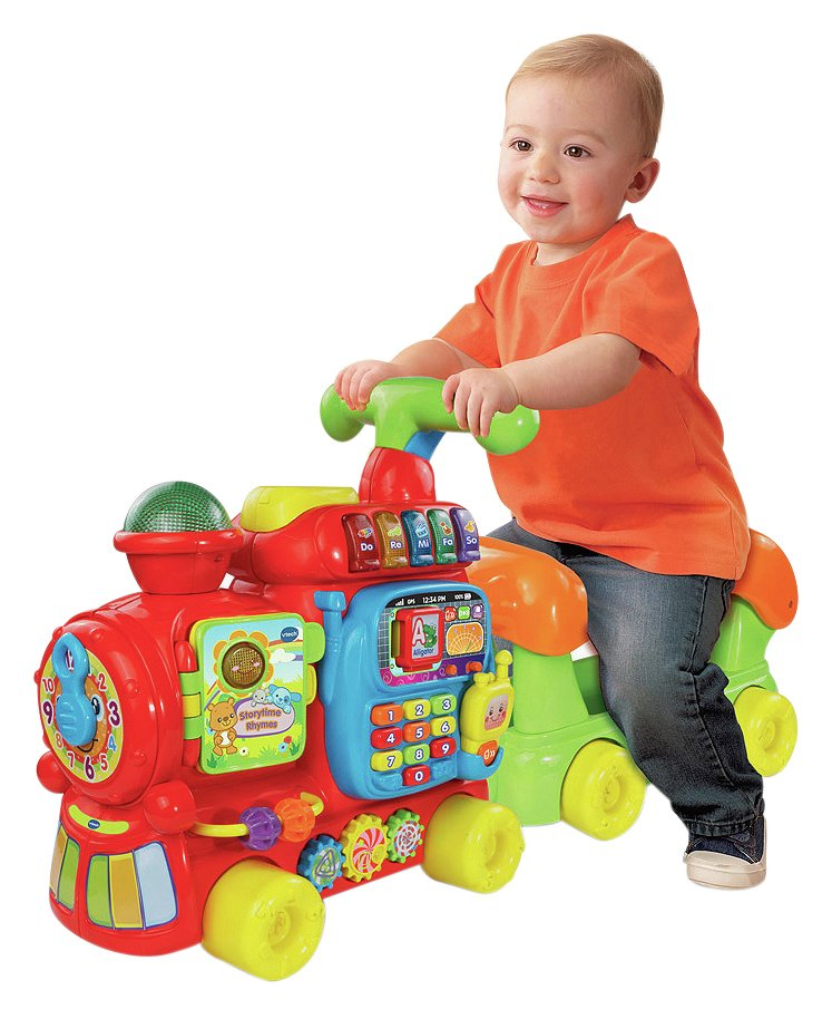 VTech - Push and Ride Alphabet Train from VTech