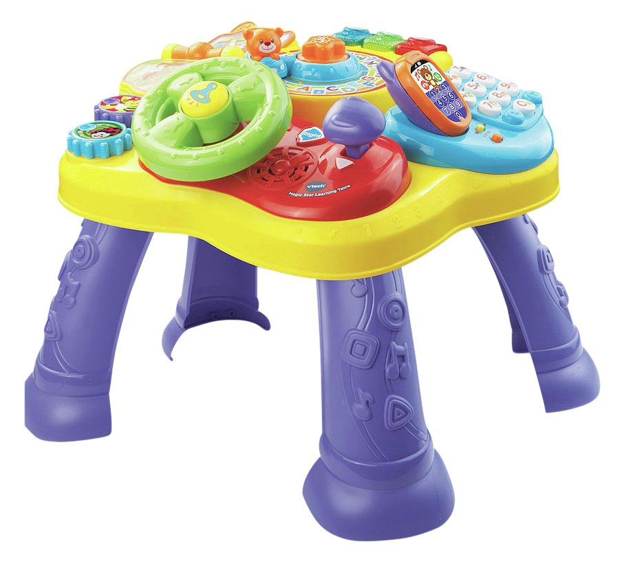 VTech Star Activity Table from VTech