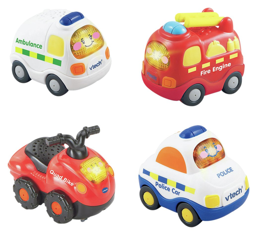 VTech Toot-Toot Drivers Assortment from VTech