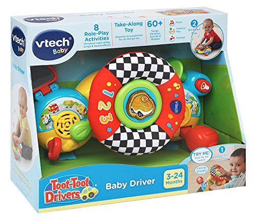 "Vtech ""Toot-Toot Drivers Pushchair Driver"" Toy from Vtech"