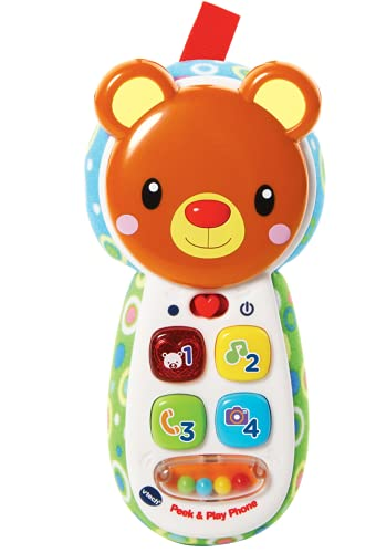 "Vtech 502703 ""Peek and Play Phone"" Toy from VTech"