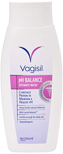 Vagisil pH Balance Intimate Wash, 250 ml from VAGISIL