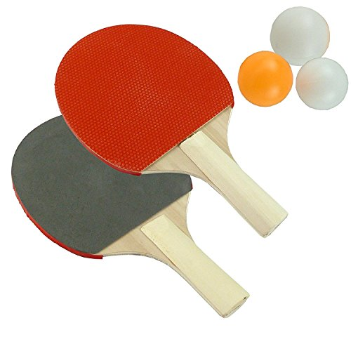 Table Tennis Ping Pong Set - Bats And Balls Set from Value 4 Money