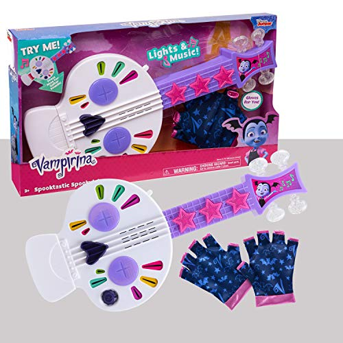 JP Vampirina Spooktastic Spookylele Figure with Gloves from JP Vampirina