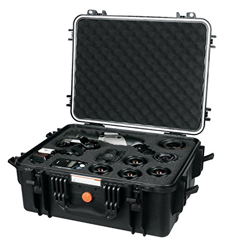 VANGUARD Supreme 46F Camera Case with Customisable Foam Insert from Vanguard