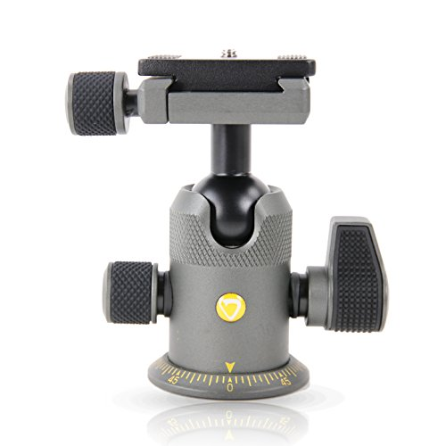 Vanguard Alta BH-100 Ball Head - Anthracite from VANGUARD
