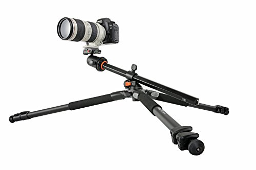 Vanguard Alta Pro 263AB 100 Aluminium Tripod with Multi-Angle Column and SBH-100 Ball Head from Vanguard