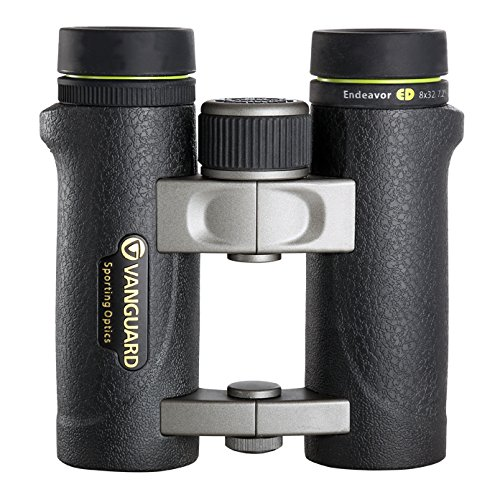 Vanguard Endeavor ED 8x32 Waterproof Binoculars with Case from Vanguard