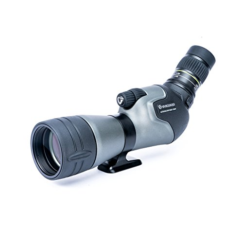 Vanguard Endeavor HD 65A Angled Spotting Scope with 15-45x Zoom Eyepiece and Stay-On Case from Vanguard