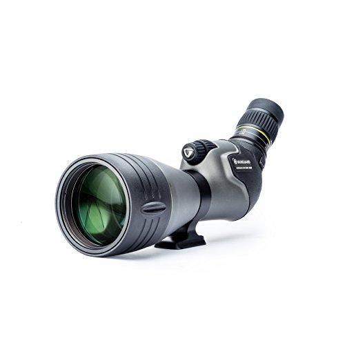 Vanguard Endeavor HD 82A Angled Spotting Scope with 20-60x Zoom Eyepiece and Stay-On Case from Vanguard