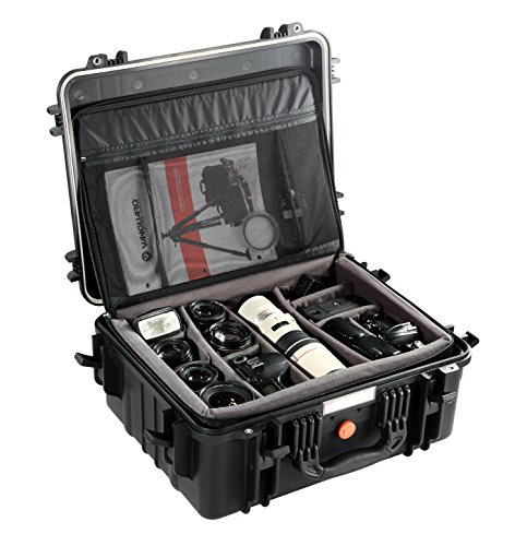Vanguard Supreme 46D Waterproof Camera Case with Removable Divider System from Vanguard
