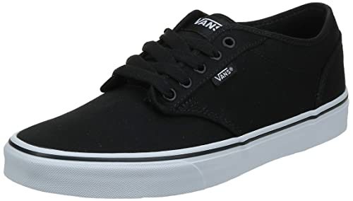 Vans Atwood Men's Skateboarding Shoes - Black/White, 8 UK (42 EU) from Vans