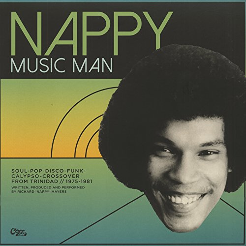 Nappy - Music Man - Funk, Disco & Calypso From Trinidad 1975-1981(2-LP - 7inch) from Various - Cree Records