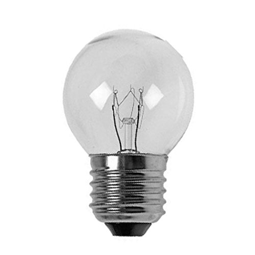 235v 15w oven appliance light bulb (300 degrees, ES, E27, screw cap) from Various