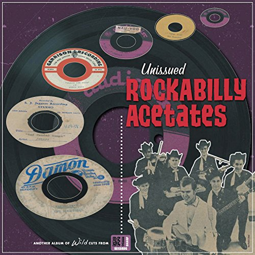Unissued Rockabilly [VINYL] from Various