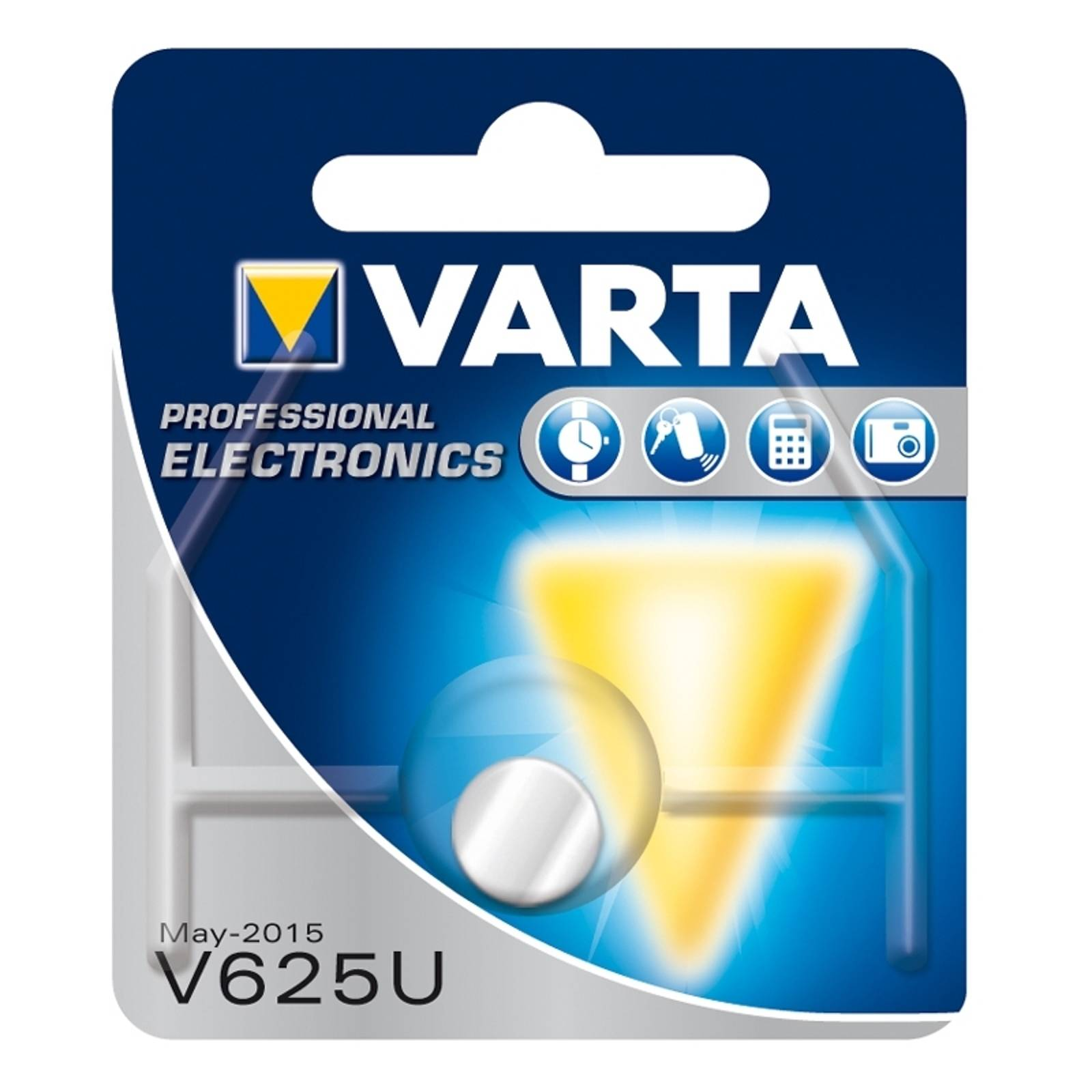 V625U 1.5 V button cell from VARTA from Varta