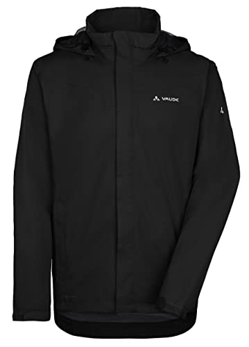 Vaude Men's Escape Bike Waterproof Jacket - Black, X-Large from Vaude