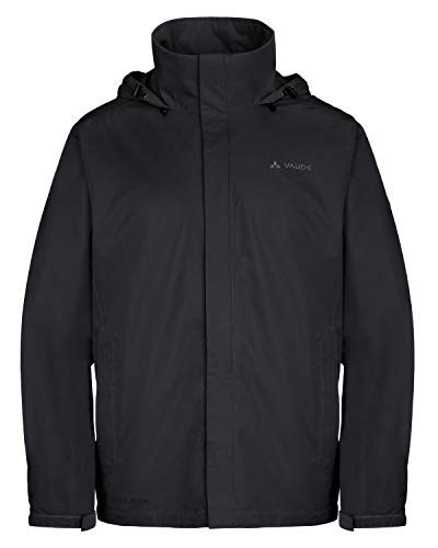 Vaude Men's Escape Light Jacket, Black (Black), S (Manufacturer Size: S) from Vaude