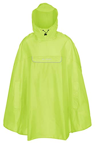 Vaude Valdipino Poncho - Lemon, 2X-Large from Vaude
