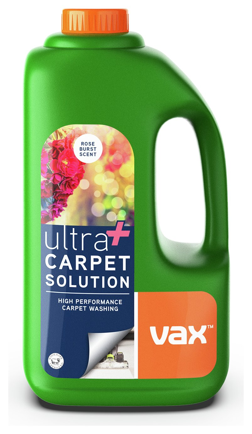 Vax - Ultra+ - Carpet Cleaning Solution from Vax