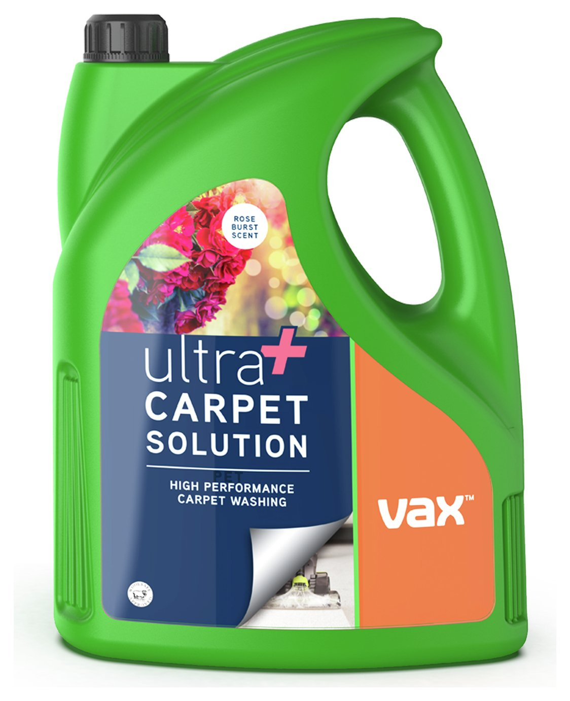 Vax Ultra+ 4L Carpet Cleaning Solution from Vax