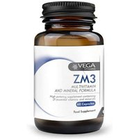 Vega ZM3 Multivitamins and Minerals 60 from Vega