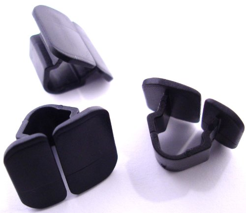 10x Bonnet, Hood and Boot Mounting Insulation Clips from Vehicle Clips