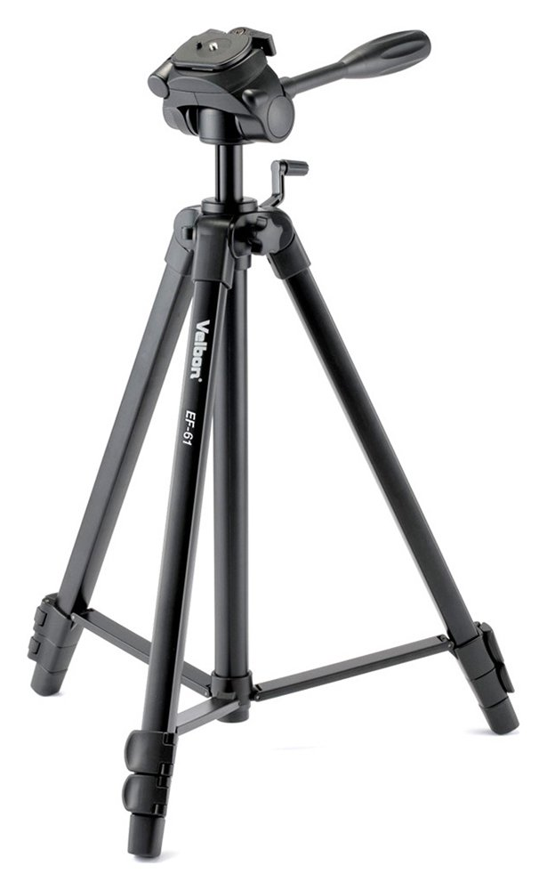 Velbon - EF-61 - Camera Tripod - Black from Velbon