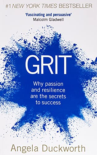 Grit: Why passion and resilience are the secrets to success from Ebury Publishing