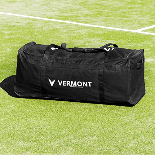 Vermont Football Kit Bags | Football Boot Bags | Football Kit Holdalls | Four Sizes To Choose From [Net World Sports] (Small Drawstring Bag) from Vermont