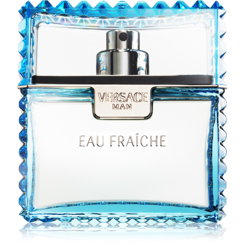 Versace Man Eau Fraîche Eau de Toilette for Men 50 ml from Versace