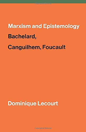 Marxism and Epistemology from Verso