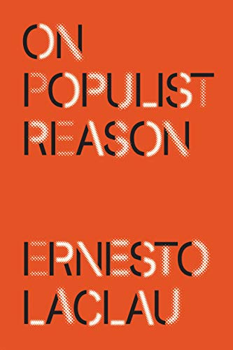 On Populist Reason from Verso