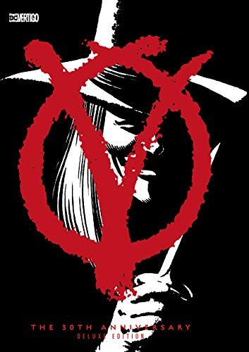 V for Vendetta 30th Anniversary: Deluxe Edition from Vertigo
