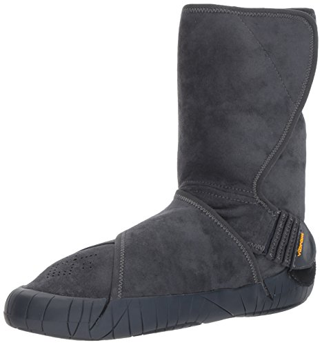 Vibram FiveFingers Unisex Mid-boot Eastern Traveler Classic Boots, Grey, Small UK from Vibram FiveFingers