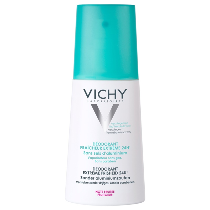 Vichy Deodorant Refreshing Deodorant Spray 100 ml from Vichy