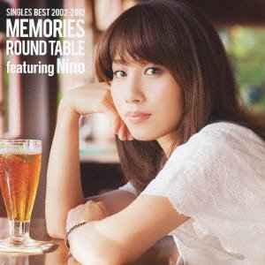 Round Table / Nino - Singles Best 2002-2012 Memories [Japan CD] VTCL-60320 from Victor Japan