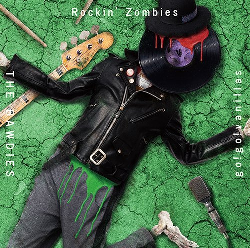 The Bawdies X Go!Go!Vanillas - Rockin' Zombies [Japan CD] VICL-37192 from Victor Japan