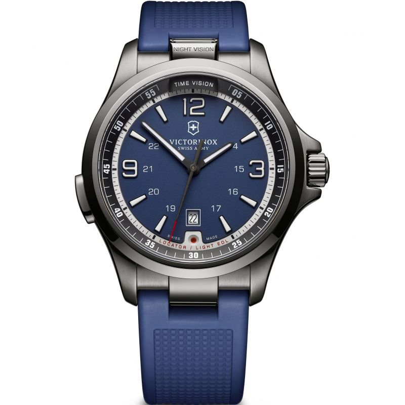 Mens Victorinox Swiss Army Night Vision Watch from Victorinox Swiss Army