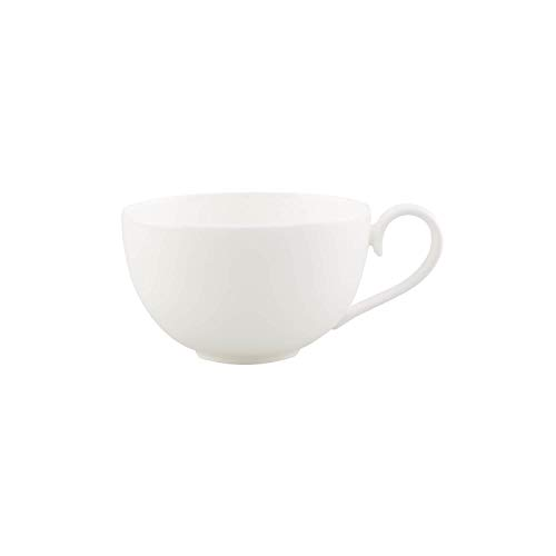 Villeroy & Boch 1044121180 Royal Coffee at Lait Cup x L, 500 ml, Premium Porcelain, White from Villeroy & Boch